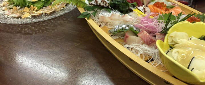 1月に井川歯科の新年会を催しました