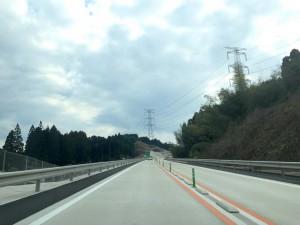 北波多IC-南波多谷口IC間 撮影:井川歯科