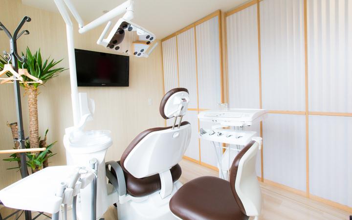 井川歯科 診察室1