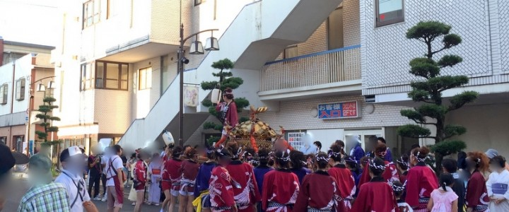 伊万里どっちゃん祭り2015レポ! 女みこし動画へのリンクありマス( ゚ω^ )b
