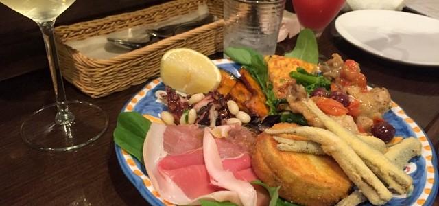 シーフードが食べたくなったら~♪ ベッカフィーコにいく~♪ 伊万里はイタリアンも美味い~♪
