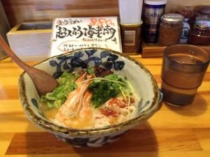 佐世保 らーめん砦 井川歯科撮影 (2)