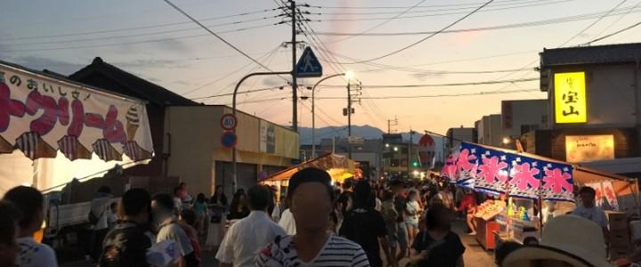 写真で見る伊万里の夏のイベント2016 市民納涼花見大会&どっちゃん祭り