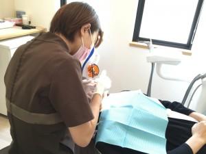 201608 1005 井川歯科のホワイトニングの実際
