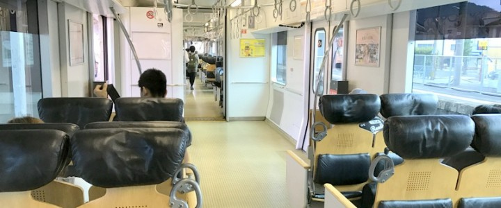 伊万里→佐賀のアクセス・交通手段 MR→JRで佐賀市に行ってきました