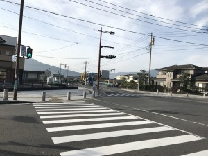 伊万里ハーフスタート付近 201612井川歯科広報撮影 1
