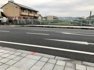 伊万里ハーフマラソン スタート地点 201612井川歯科広報撮影 5