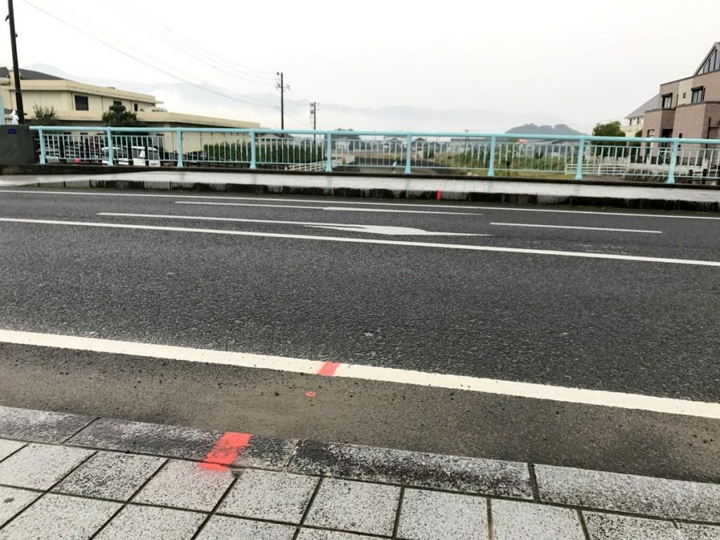 伊万里ハーフマラソン スタート地点 201612井川歯科広報撮影 1
