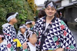 伊万里トンテントン祭り2017 井川歯科広報撮影 1