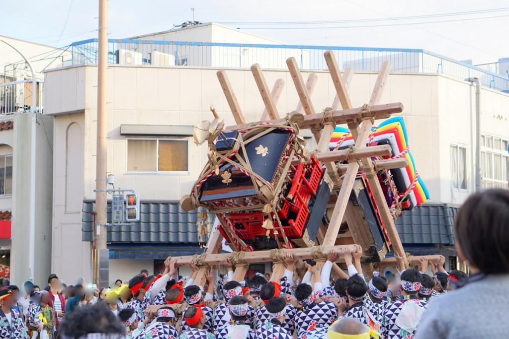伊万里トンテントン祭り2017 井川歯科広報撮影 7