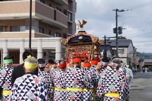 伊万里トンテントン祭り2017 井川歯科広報撮影 2