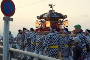 伊万里トンテントン祭り2017 井川歯科広報撮影 3