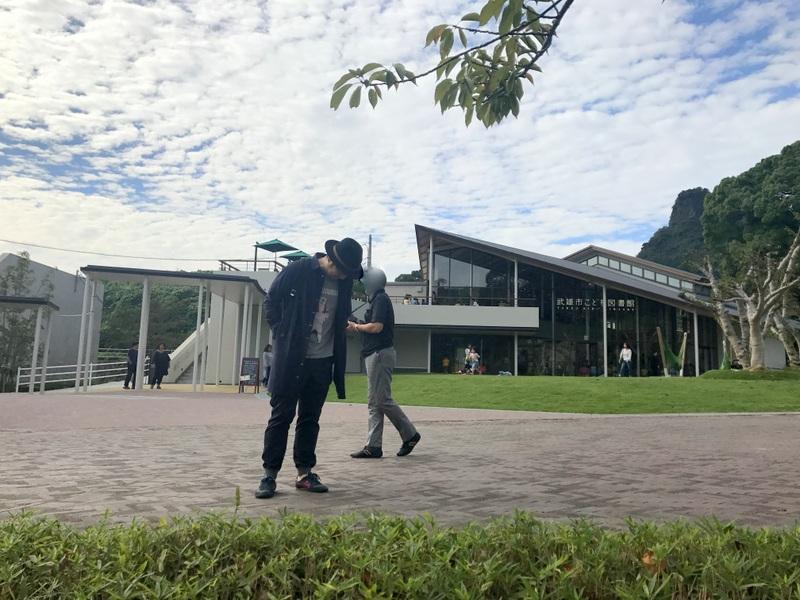Takeo kodomo library open 201709 (1)