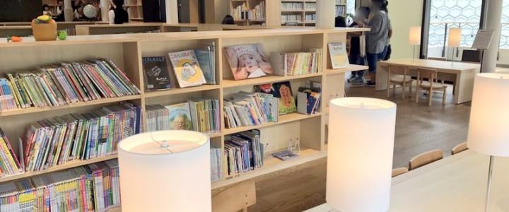 「武雄市こども図書館」本日オープン!! お隣の伊万里から井川歯科の広報が訪問してきましたよ