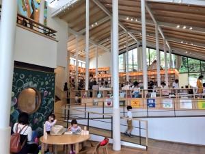 Takeo kodomo library open 201709 (4)