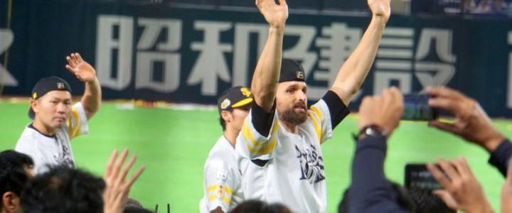 【祝★優勝】福岡ソフトバンクホークス日本一2017 ヤフオクドーム歓喜の瞬間を目撃しました【歓喜感激】
