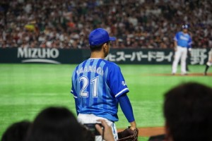 SoftBank HAWKS NIPPON CHAMPOINS 2017 1104 井川歯科広報撮影 (2)